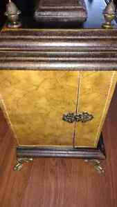 REDUCED -- Clock with 2 secret drawers Kitchener / Waterloo Kitchener Area image 5