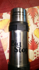 IRIVING BIG STOP THERMOS ONLY 10.00