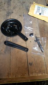 Parts for 26 speed mountain bike. Never used.