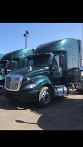 3 International Prostar highway trucks for sale