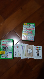 Factory sealed Monopoly deal limited edition by Hasbro $100.00