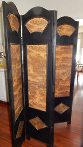 Paravent Chinois / Chinese Folding Screen