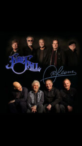4 tickets to Firefall & Orleans - Fallsview March 2/19 @ 9pm