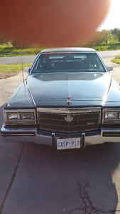 1984 Cadillac for sale certified