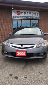 Stunning 2009 Acura csx Fully Certified and E-Tested