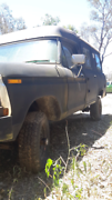 Ford F100 ex Army troop carrier Yarck Murrindindi Area Preview