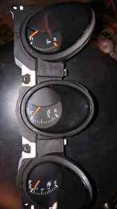 Dodge Stealth R/T center gauge pod
