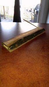 Handmade custom incense holders