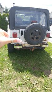 Jeep yj 1995
