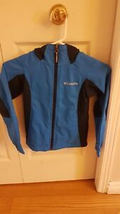Boys Columbia Size XS Spring Jacket (fits 4-6 yr olds)