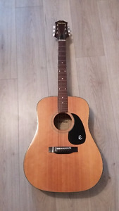 Guitare acoustique Epiphone FT-140