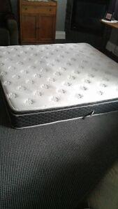 king size mattress and box spring