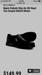Safety shoes men's