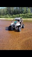 2012 rzr S 800 for trade