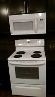 Kenmore Stove and Dishwasher