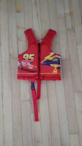 Veste de Natation Flash McQueen