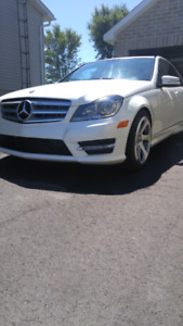 Mercedes c300 4 matic