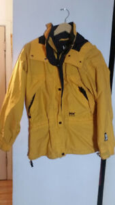 HELLY HANSEN - manteau femme -size small