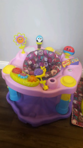 Evenflo exersaucer - great condition!