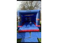 Bouncy castle 10 by 12 industrial