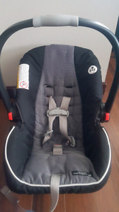 Coquille graco snugride click connect 35