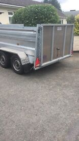 8x5 trailer like ifor willams