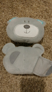 Babies R Us B is for Bear Neck Cushions 2 pk