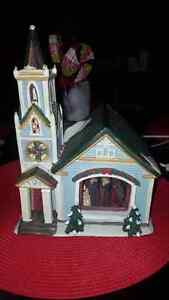 Christmas houses. $20 each.  Sarnia Sarnia Area image 2