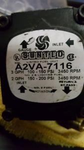 wanted, oil burner pump