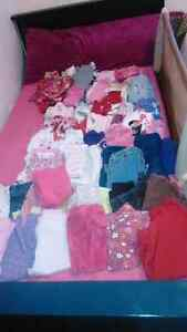 2T girls winter clothes