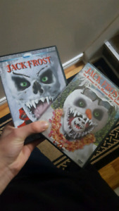 jack frost 1 and 2 horror dvds oop