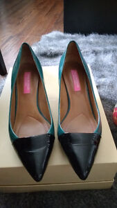 Isaac Mizrahi authentic kitten heels size 7.5