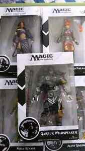 Magic the Gathering Legacy action figure set St. John's Newfoundland image 2