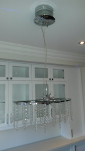 LED Chandelier Dimmable (LED bulbs included)