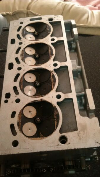 Polo 6, Cylinder head still like new