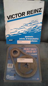 CLOYES HEAVY DUTY DOUBLE ROLLER SPEED SET FOR CHEVY