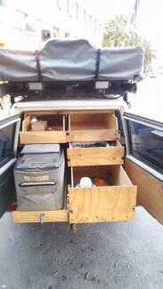Nissan Patrol 2.8 Diesel Backpacker