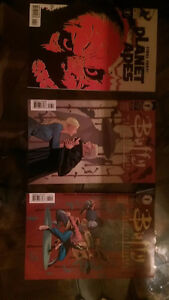 Planet of The Apes #6 ($5) Buffy the Vampire Slayer #36&38 ($3)