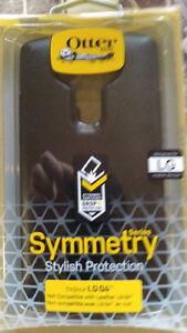 Etui protecteur Otterbox serie Symmetrie pour LG G4 neuf