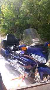 2002 Fully loaded Honda Goldwing 1800
