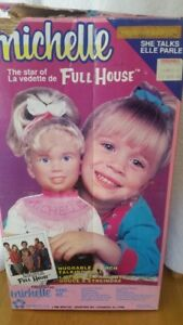 Original 90's Talking Michelle doll - Full House