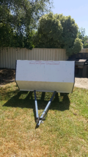 Motor Bike Trailer Mill Park Whittlesea Area Preview