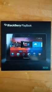 "Brand New in Sealed Box!! - BlackBerry PlayBook 7"" Tablet - Wi-F Cambridge Kitchener Area image 1"