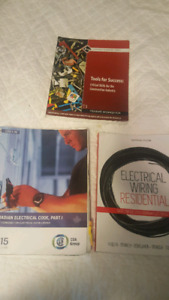 Construction Electrical books (NBCC)