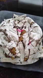 FXR Womens  Jacket Size 10