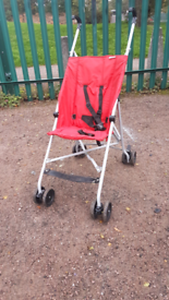 Folding Pushchair (delivery available