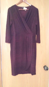 Brand new never worn, with tags size L George brand dress