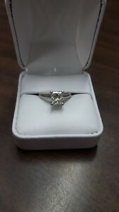 1.43ct Diamond Engagement Ring (Certified)