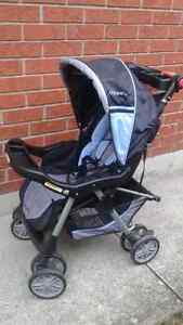 The First Years Magnalite Stroller & Via Carseat (expired) Set