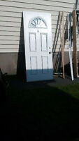 Exterior doors great for a Camp or Cottage!!